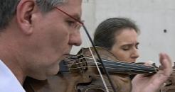 Reinhard Goebel und Margret Baumgartl