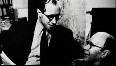 Mstislaw Rostropowitsch und Sergei Prokofjew