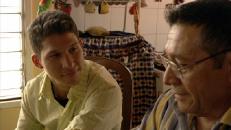 Félix Mendoza und sein Vater