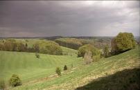 Landschaft bei Kürten