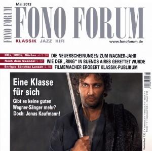 Fono Forum Mai 2013